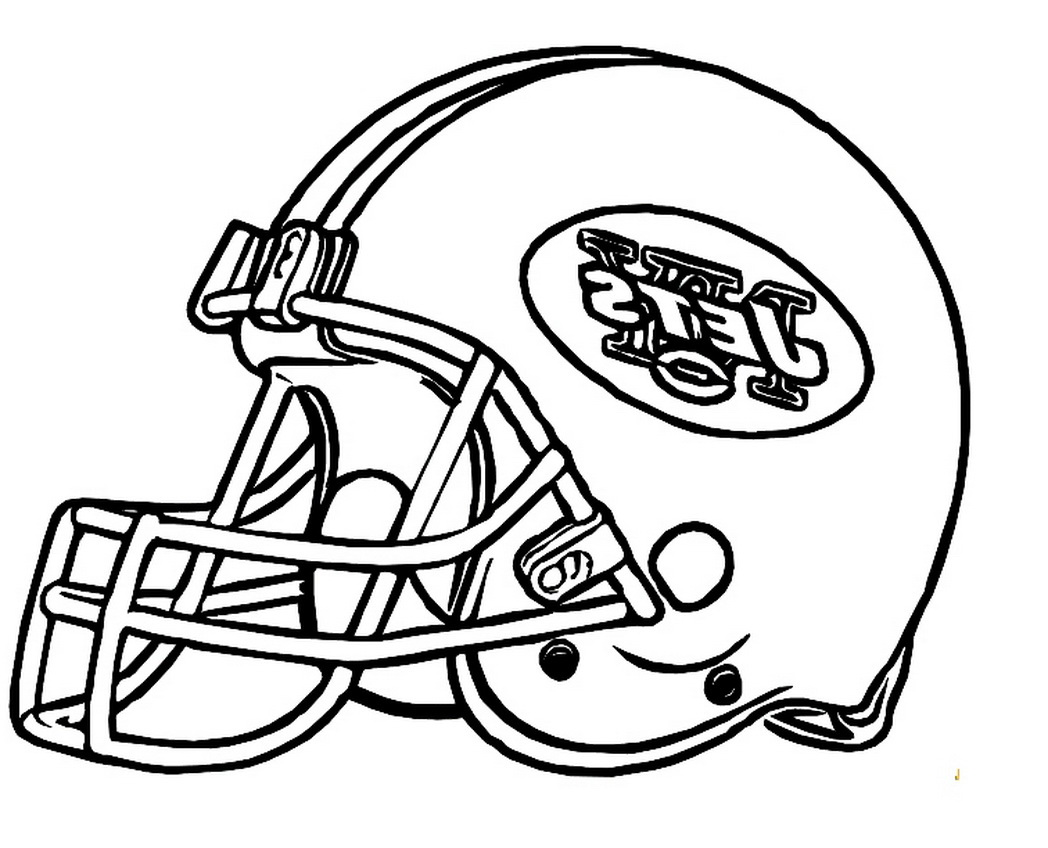 1048x848 College Football Helmet Coloring Pages
