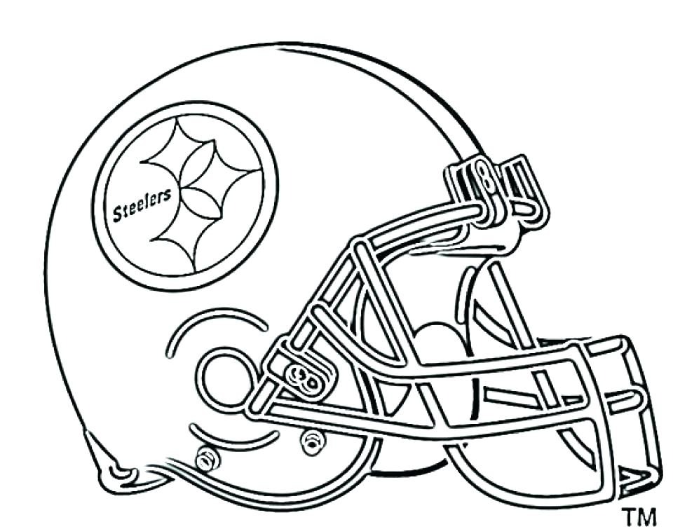 960x755 Helmet Coloring Pages Packers Coloring Pages Packer Coloring Pages