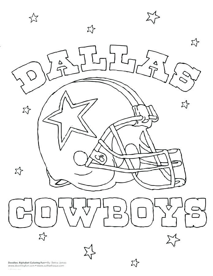 695x900 Cowboy Coloring Page