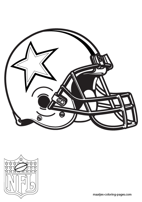 595x842 Dallas Cowboys Coloring Pages Luxury Cowboys Logo Coloring Pages