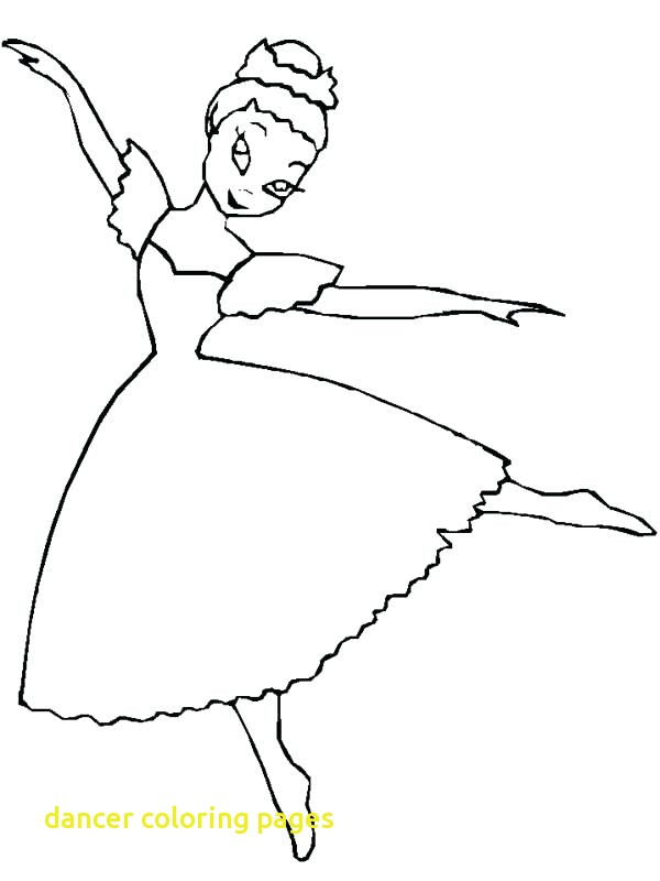 600x800 Dancer Coloring Pages With Dance Coloring Pages Printable Dance