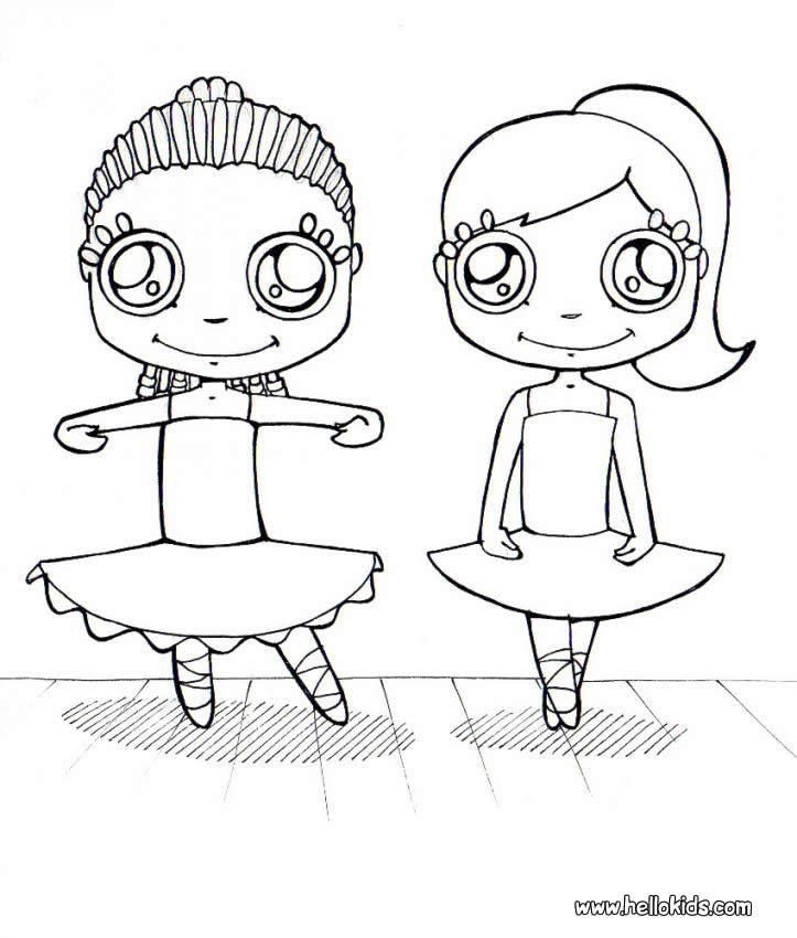 723x850 I Love Dance Coloring Pages Images Pictures