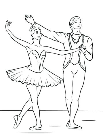 358x480 Dance Coloring Pages Dancing Coloring Pages Sleeping Beauty Ballet