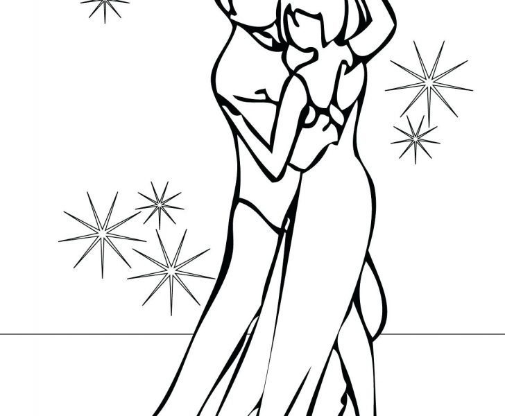 728x600 Dance Party Coloring Pages Fantastic Jazz Images Resume Ideas Line