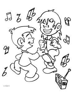 236x314 Dance Coloring Pages Dance Coloring Pages Dancing