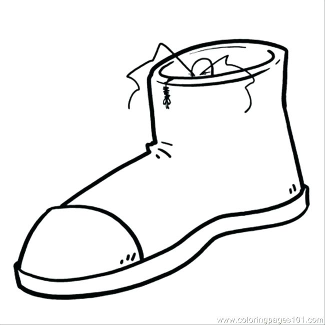 650x650 Basketball Shoe Coloring Pages Shoes Coloring Page Shoes Coloring