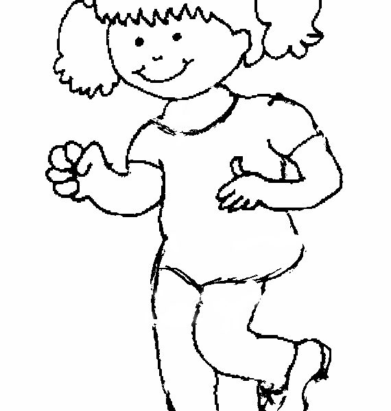 570x600 Girl Coloring Book Color Books For Girls Coloring Books For Dance