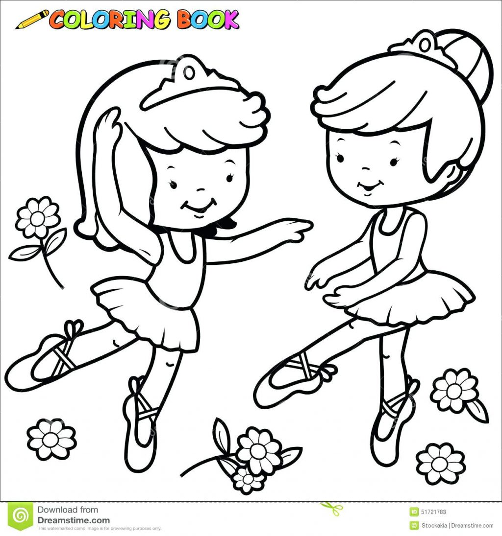 1024x1095 Coloring Page Dancing Coloring Pages Innovative Ballet Irish
