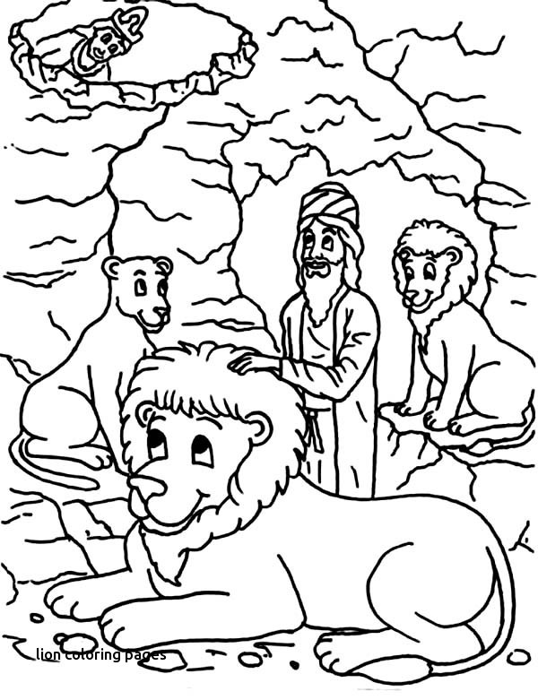600x781 Daniel And The Lions Den Coloring Pages Free Elegant Daniel Pray