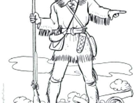 Tall Tales: Daniel Boone | Worksheet | Education.com | 330x440