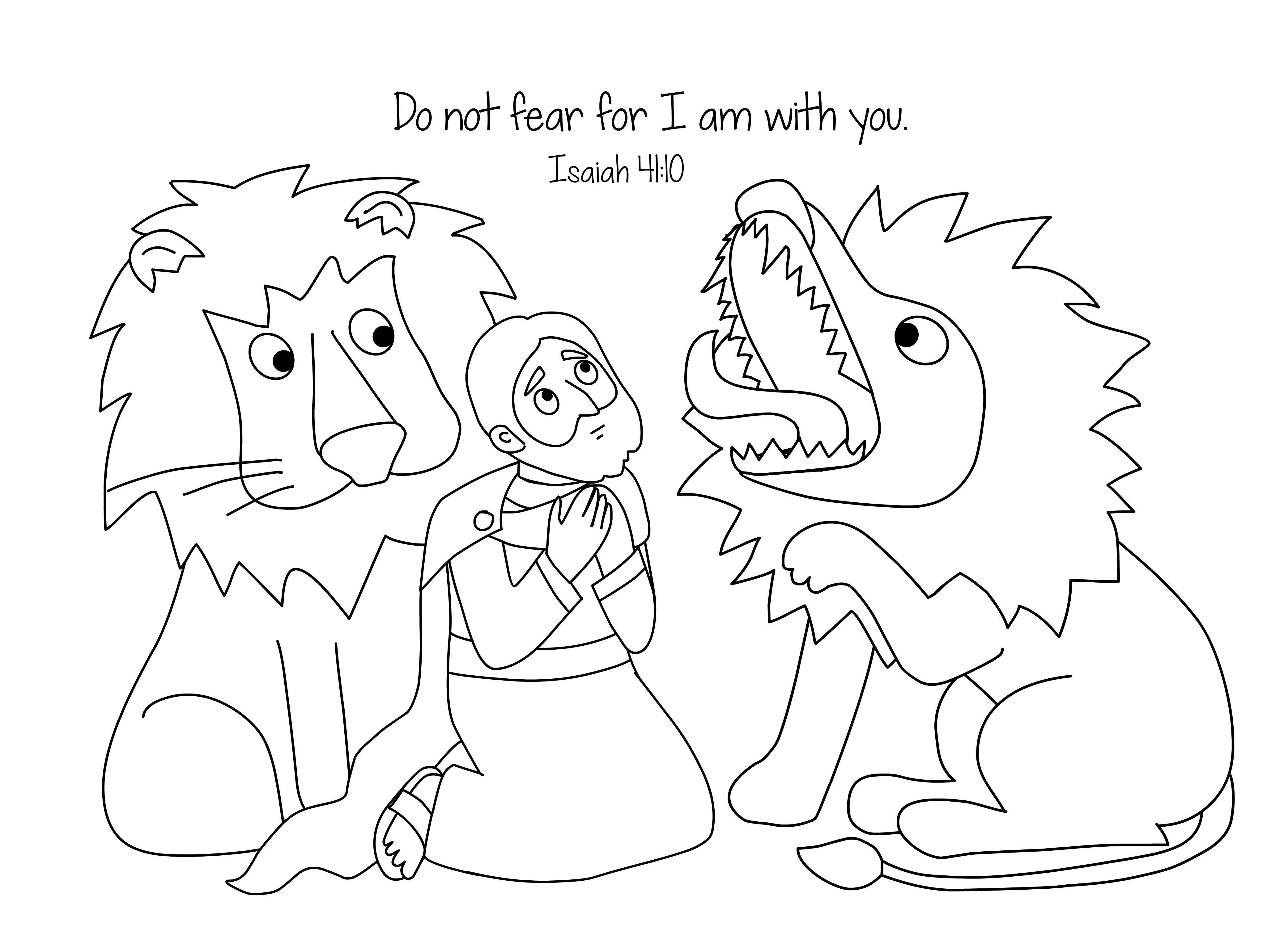 4167x3028 Daniel Coloring Pages Bible Free Coloring For Kids