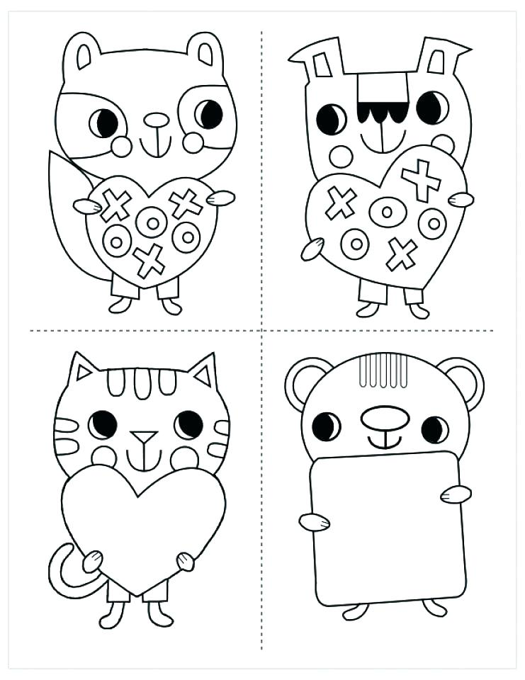 741x960 Daniel Tiger Coloring Pages