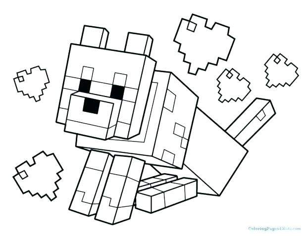 618x477 Dantdm Colouring Pages Coloring Pages Coloring Pages Animals