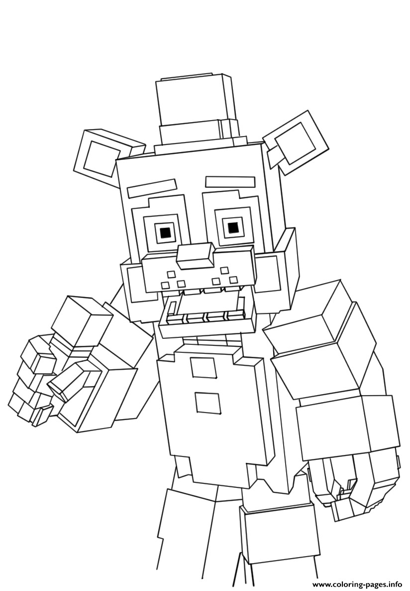 824x1186 Minecraft Dantdm Coloring Pages