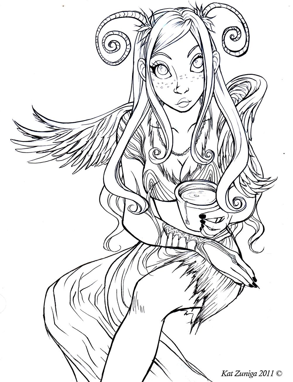 1000x1304 Dark Fairy Coloring Pages Dark Fairies Coloring Pages Hadas