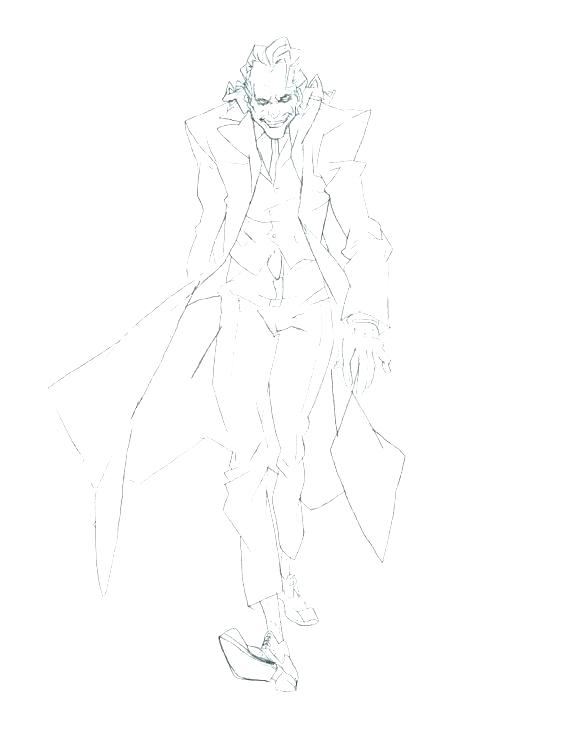 567x744 Dark Knight Coloring Pages Dark Knight Coloring Pages Joker