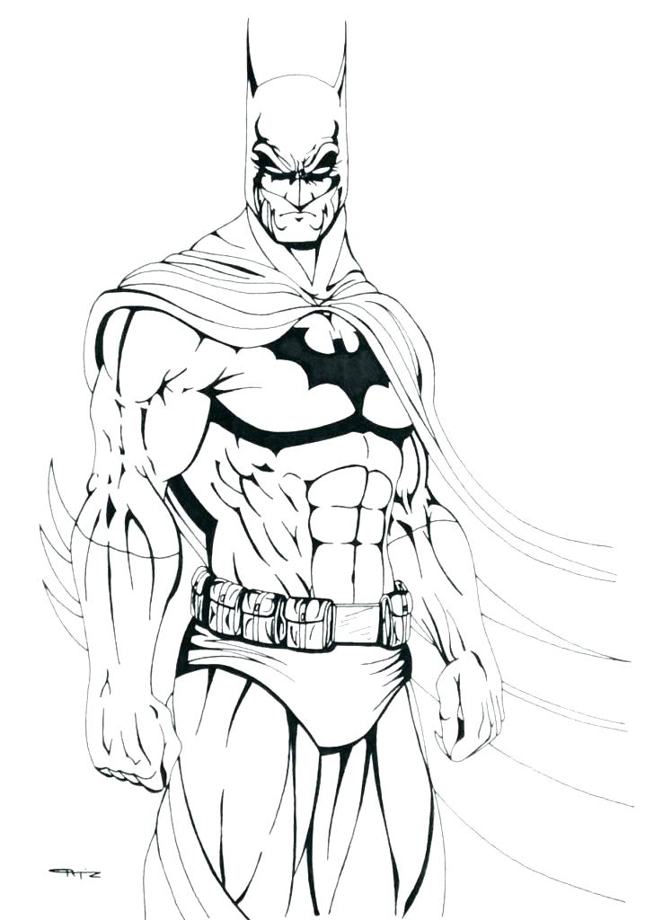 718x1024 Dark Knight Coloring Pages Free Coloring Pages Batman Free Batman