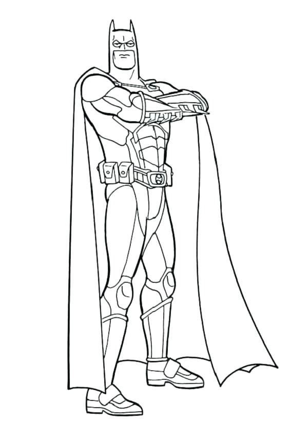600x822 Knight Colouring In Dark Knight Coloring Pages Batman Dark Knight