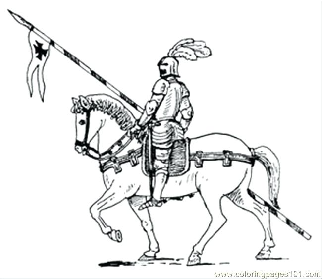 650x563 Knight Coloring Page Free Knights Coloring Pages Knight