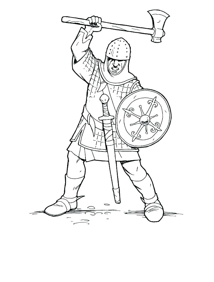 736x970 Mike The Knight Coloring Pages