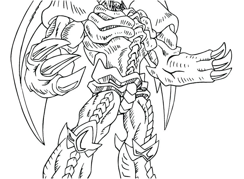 827x609 Yugioh Coloring Pages Coloring Pages The Dark From Oh Coloring