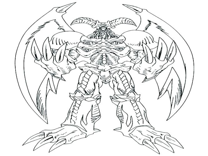 667x500 Yugioh Coloring Pages Free Printable Coloring Pages For Kids