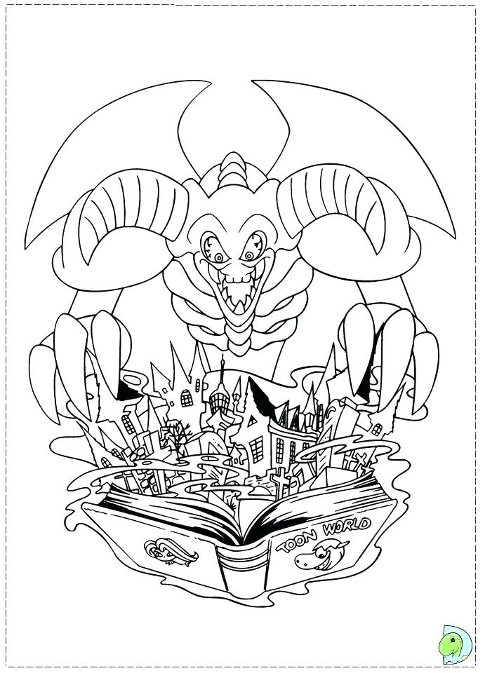 691x960 Yugioh Coloring Pages Oh Coloring Pages Union Gallery Style Yugioh