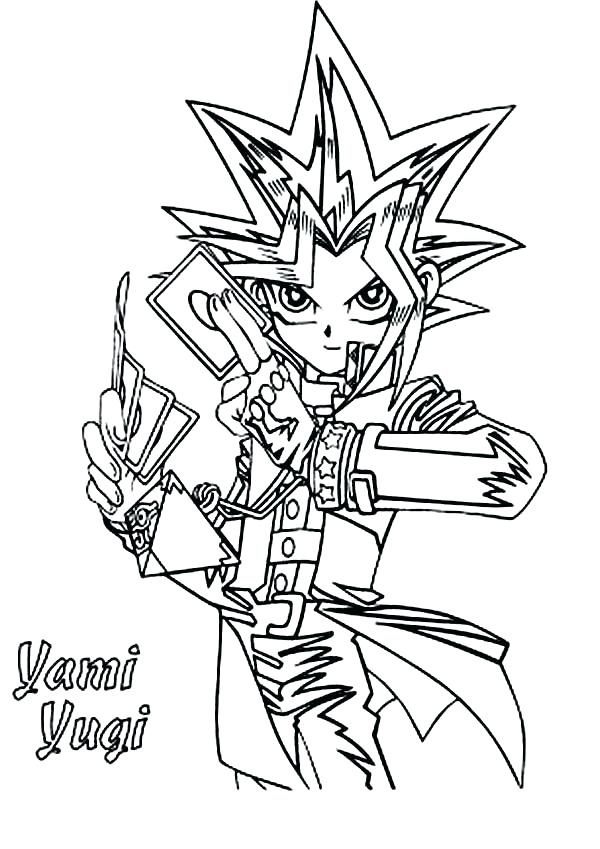 600x849 Yugioh Coloring Page Coloring Pages X Dark Magician Girl Coloring