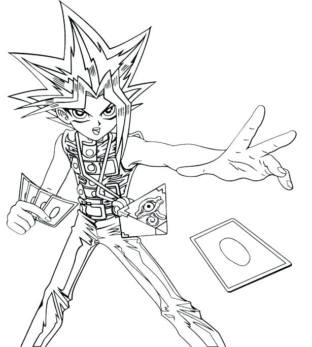 615x683 Yugioh Coloring Pages Coloring Pages Pharaoh Bullet Coloring Pages