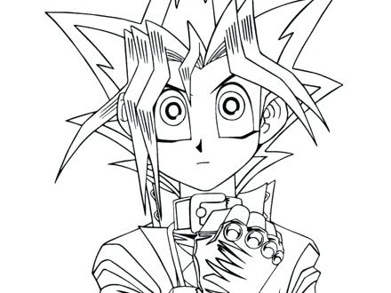 440x330 Yugioh Coloring Pages Free Printable Coloring Pages For Kids