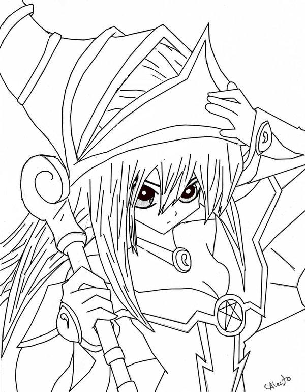 600x770 Dark Magician Girl