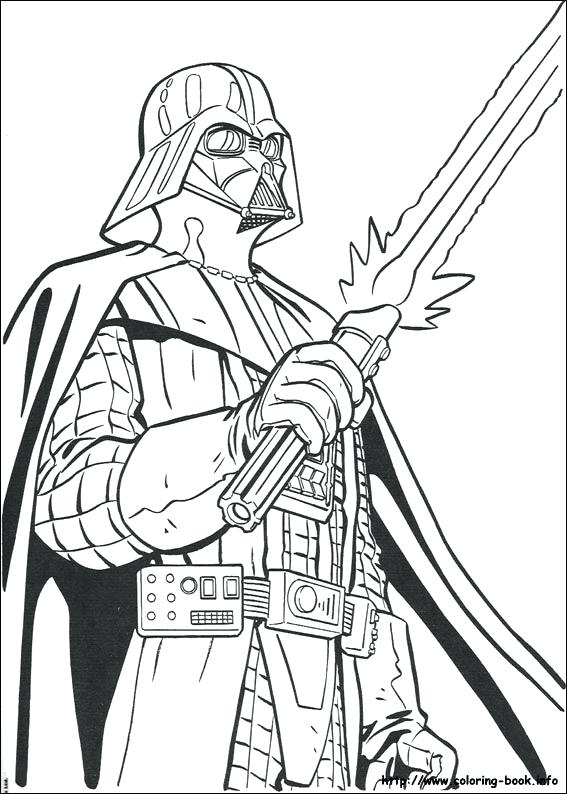 567x794 Darth Maul Coloring Pages Printable Pictures Free To Humorous Draw