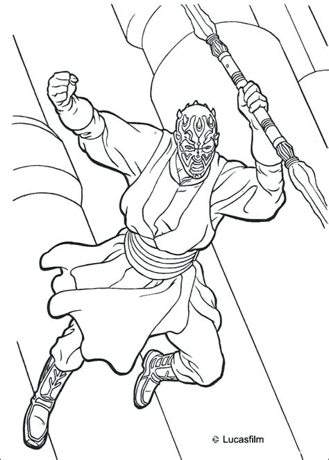 474x663 Lego Darth Maul Coloring Pages Printable Coloring Maul Coloring