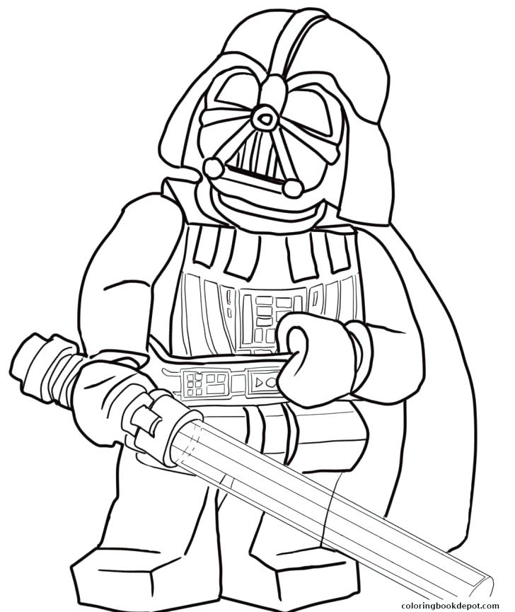 Darth Maul Coloring Page at GetDrawings.com | Free for ...