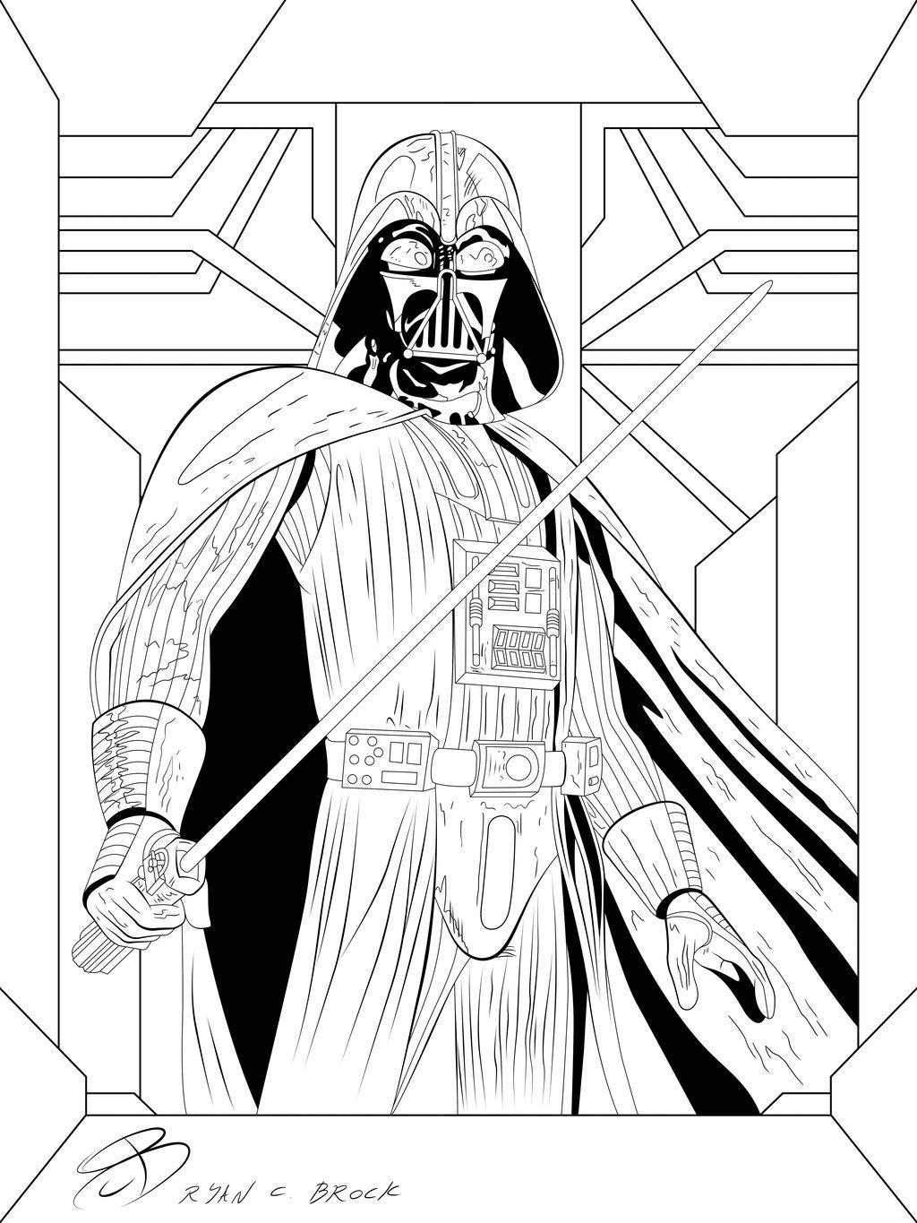 1024x1365 Darth Vader Coloring Pages Good Wallpapers Unknown Resolutions