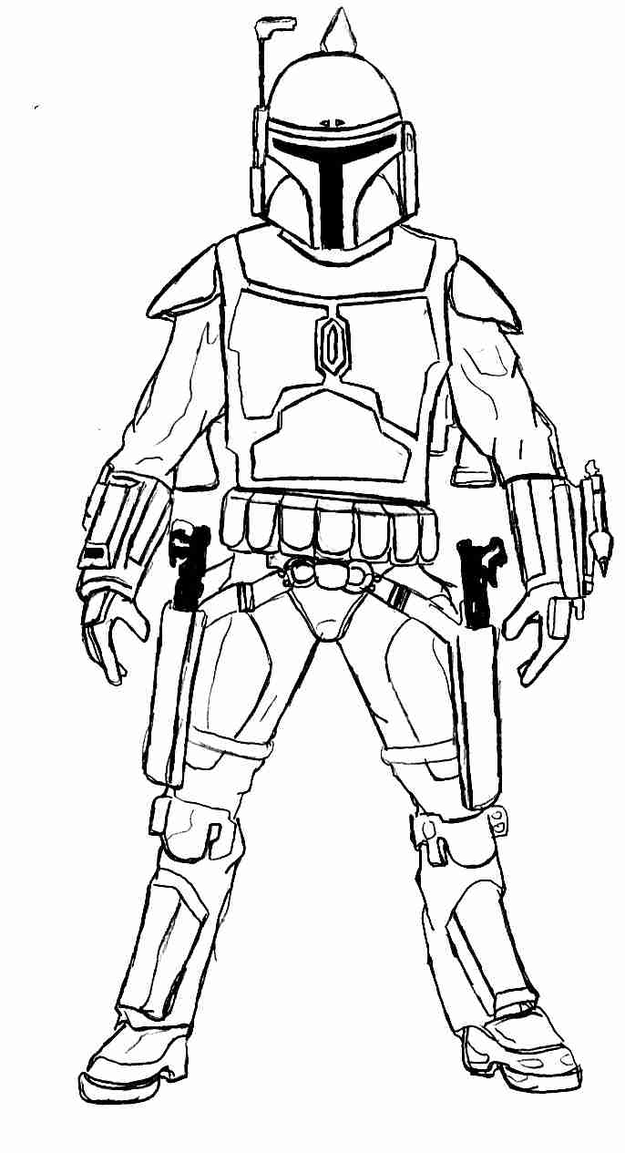 686x1265 Darth Vader Coloring Page Coloring Pages Throughout Pages