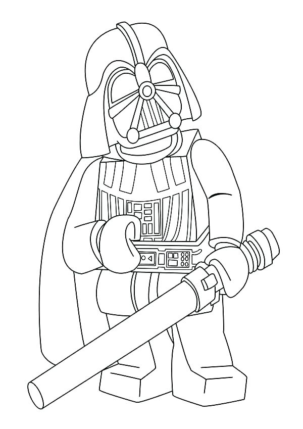 600x849 Darth Vader Coloring Pages Coloring Pages Coloring Page Coloring