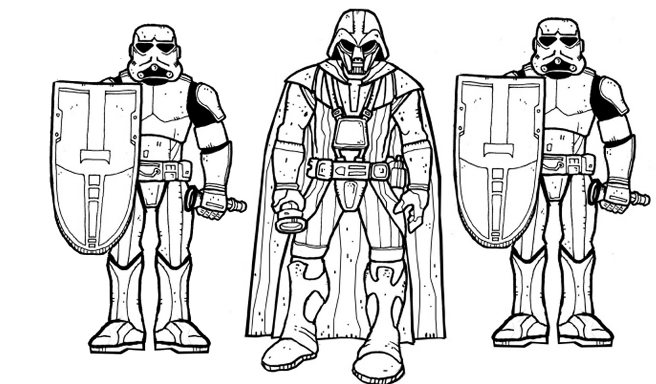 2550x1495 Darth Vader Coloring Pages Download