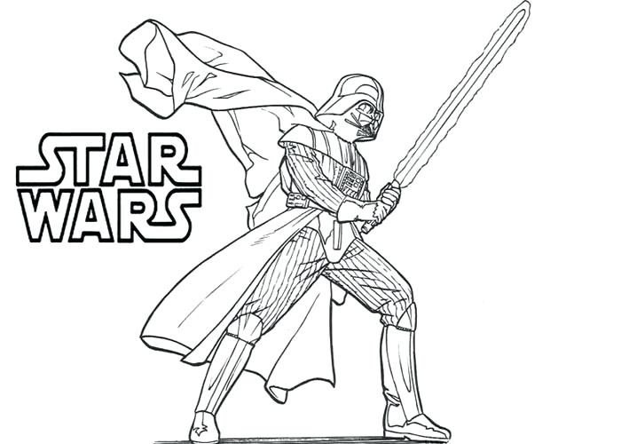 700x500 Star Wars Coloring Pages Darth Vader Come To The Dark Side Laser