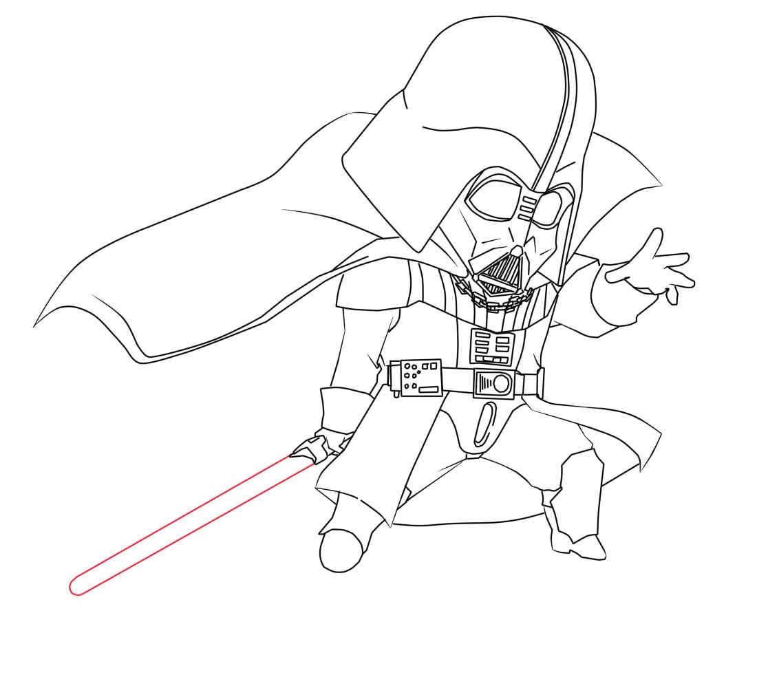 1100x1000 Cool Printable Darth Vader Mask Free Coloring Pages Download