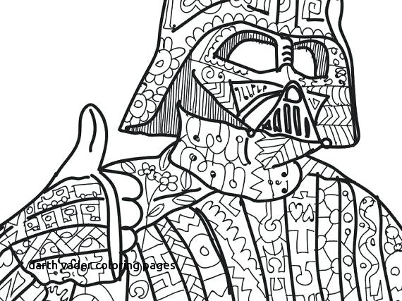 570x427 Coloring Pages Darth Vader Star Wars Coloring Page Adult Coloring