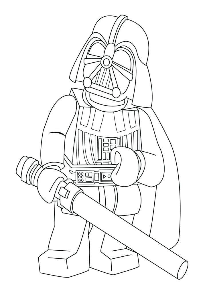 723x1024 Lego Darth Vader Coloring Pages Coloring Pages Coloring Pictures