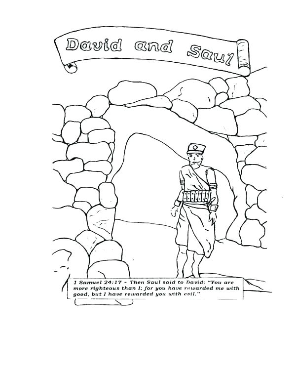 600x759 King David Coloring Page King Coloring Pages King Coloring Page