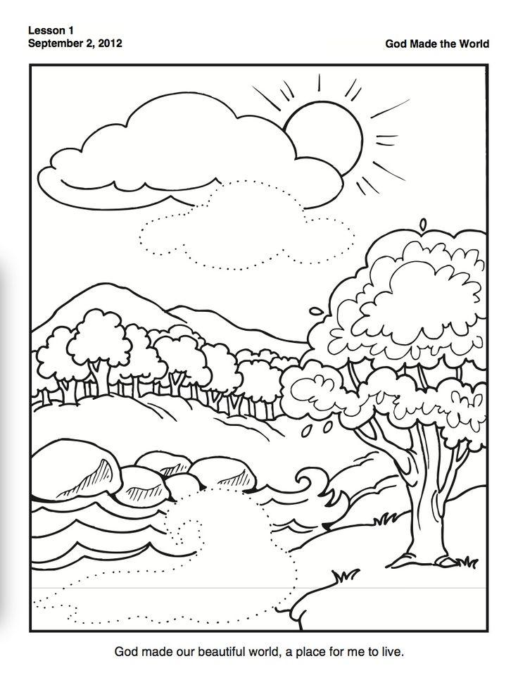 736x983 Creation Coloring Page Unique Creation Coloring Pages Ideas