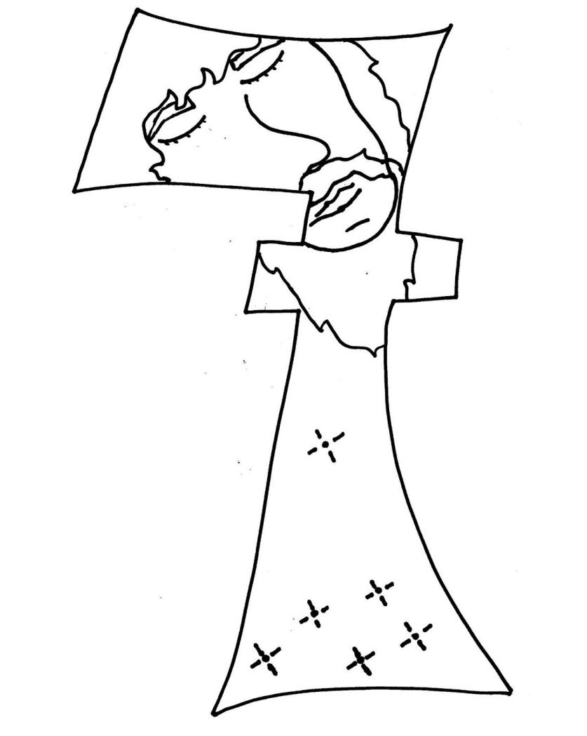 837x1049 Days Of Creation Coloring Pages
