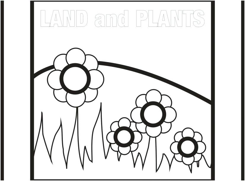 827x609 Free Printable Days Of Creation Coloring Pages Day Creation