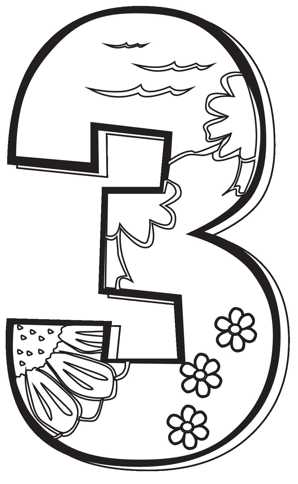 Day 3 Of Creation Coloring Pages at GetDrawings | Free ...