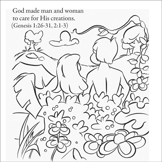 522x522 Image Result For Days Of Creation Coloring Pages Preschool