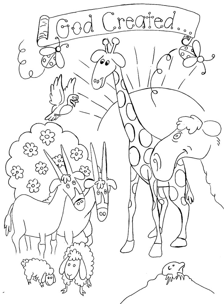736x997 Attractive Ideas Creation Coloring Pages The Best