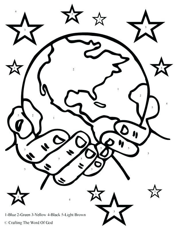 617x800 Creation Coloring Pages Days Of Creation Coloring Pages God